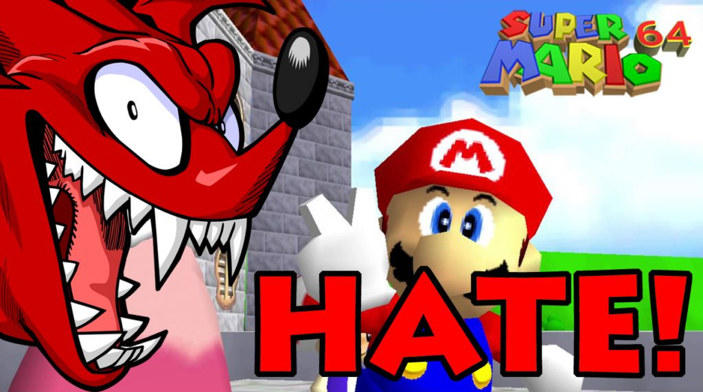 Why I Hate Super Mario 64