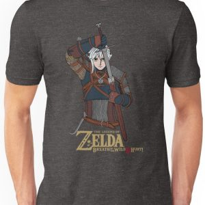 Breath Of The Wild Hunt. Unisex T-Shirt