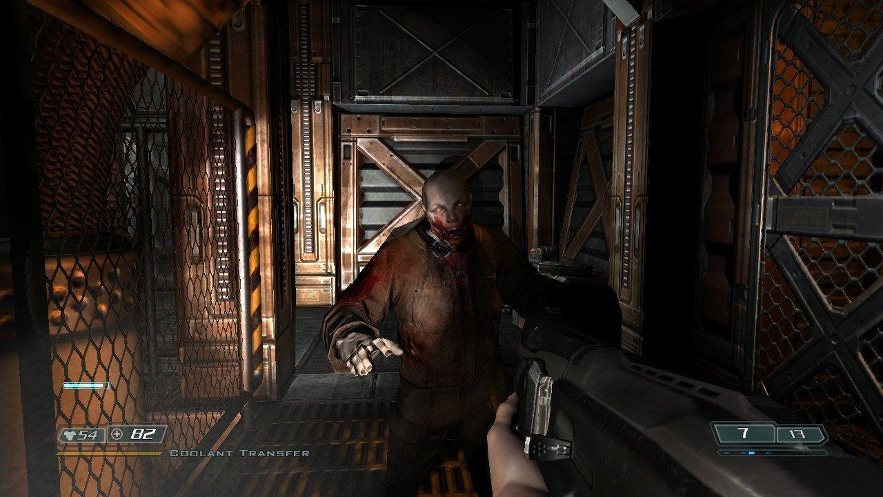 UAC Zombie