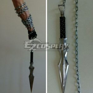 Mortal Kombat X Scorpion Spear Cosplay Weapon Prop