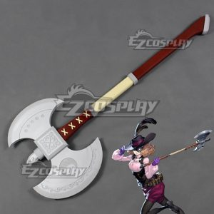 Persona 5 Haru Okumura Axe Cosplay Weapon Prop