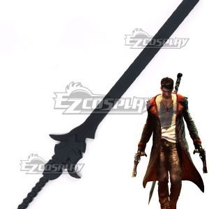 Devil May Cry 5 DmC Dante Rebellion Sword Cosplay Weapon Prop
