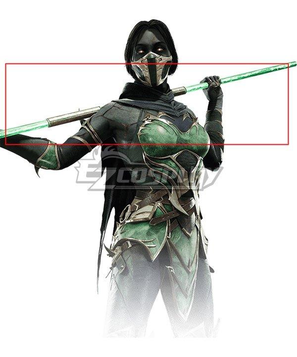 Mortal Kombat 11 Jade Stick Cosplay Weapon Prop Tgpz Gaming