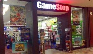GameStop Physical Media Video Games