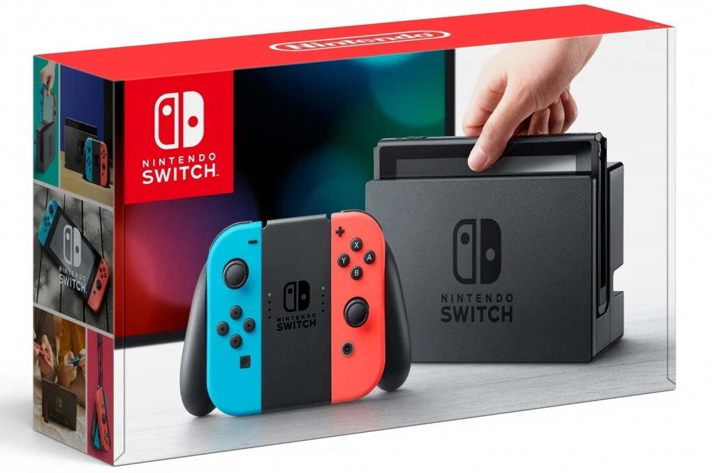 Is the Nintendo Switch a One-Off Gimmick?
