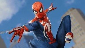 Spider-Man Playstation 4