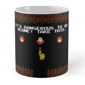 Legend of Zelda: Take this! Mug