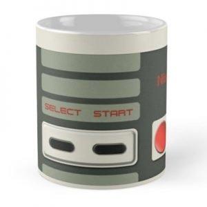 """Nintendo """"NES"""" Mug"""