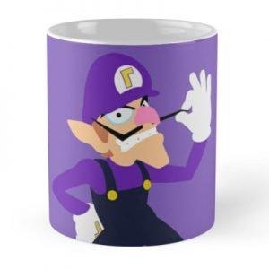 Waluigi Minimalistic Mug