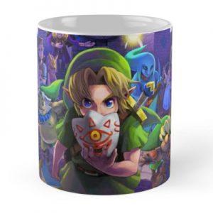 zelda majora's mask Mug