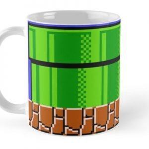 Super Mario pipe mug Mug