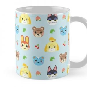 Animal Crossing – Blue Mug