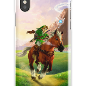 Zelda! iPhone X Snap Case