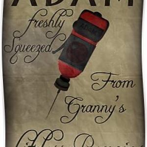 Adam – Bioshock Poster