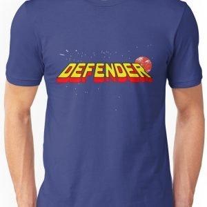 Arcade Classic – Defender. Unisex T-Shirt