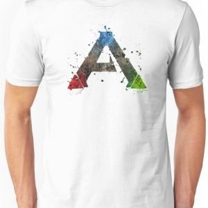 Ark Survival (Lite) Splatter Unisex T-Shirt