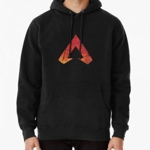 Apex Legends Logo / Apex Legends Watercolor Symbol Hoodie (Pullover)