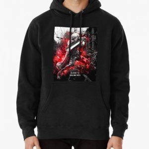 Devil May Cry 5 Dante Hoodie (Pullover)