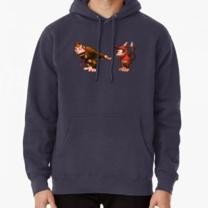 Donkey Kong Country – 5 Low Hoodie (Pullover)