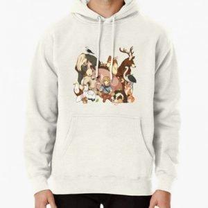 Zelda's Animals Hoodie (Pullover)