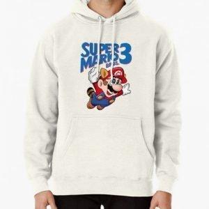 Super Mario Bros 3 Hoodie (Pullover)