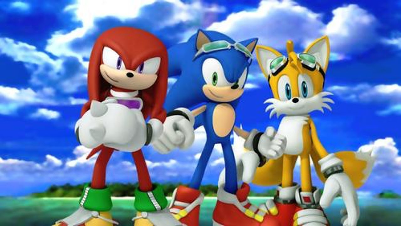 Sonic Dash 2 Tails Knuckles