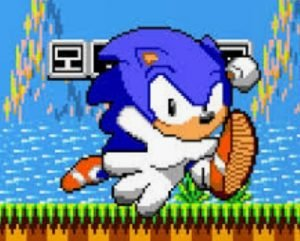 Sonic Hedgehog 16 Bit