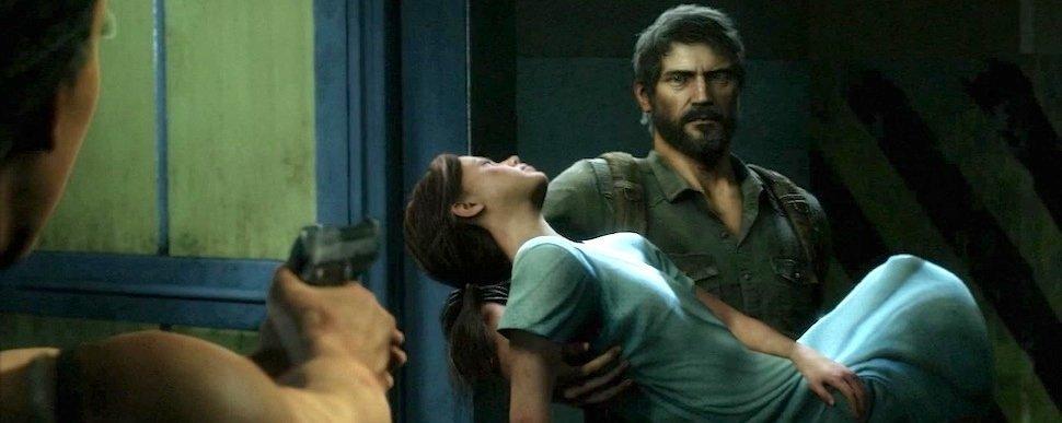 The Last of Us Joel Ellie Hospital Ending