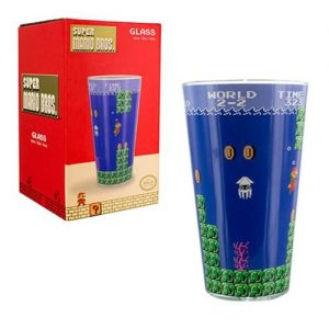 Super Mario Bros. Super Mario Glass