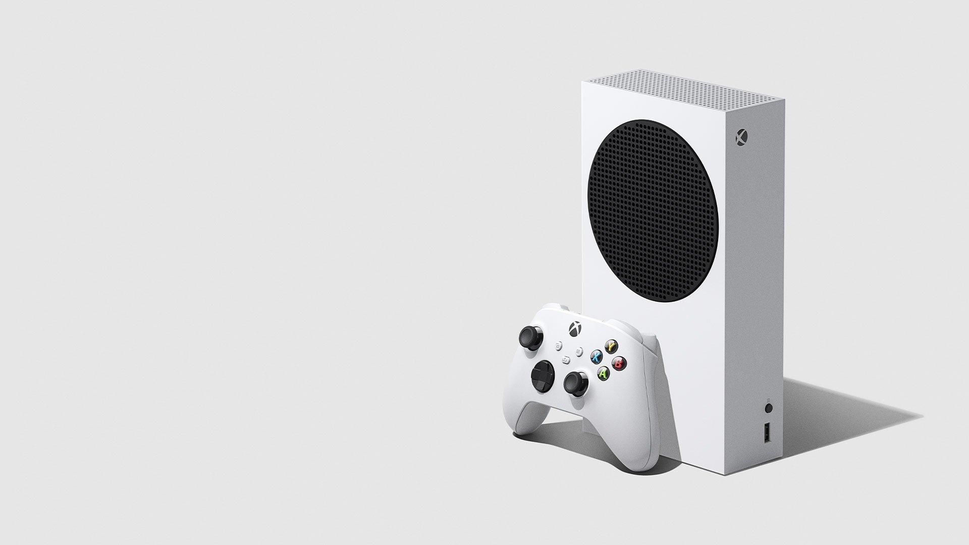 Xbox Series S Vertical