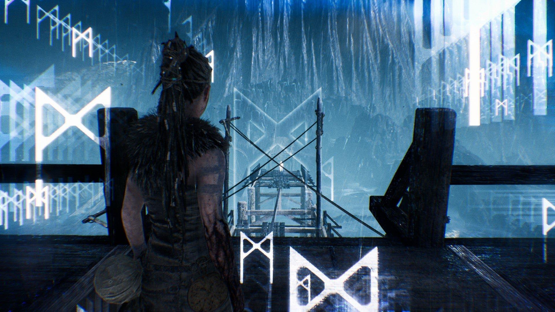 Hellblade Senua Tower Rune