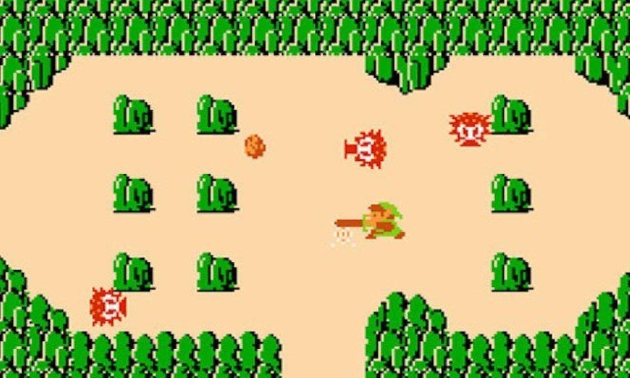 Legend of Zelda NES Octorok