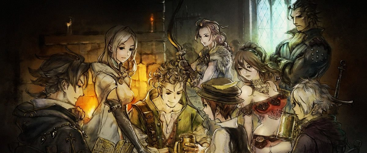 Octopath Traveler Job Classes